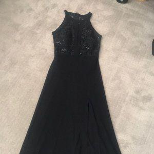 Dresses & Skirts - Black ballgown dress